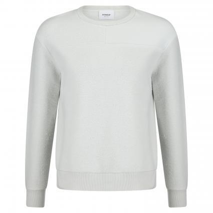 Sweatshirt in Inside-Out Optik grau (006 grey) | L