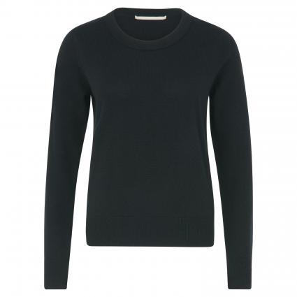 Pullover aus Cashmere schwarz (901 schwarz) | 42