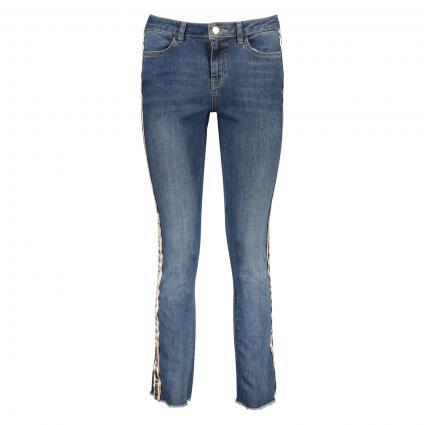 Jeans 'SUNN PORTMAN' mit Satin Details blau (410 blue denim) | 26