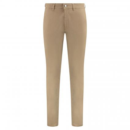 Slim-Fit Chinohose 'Marco' beige (170) | 33
