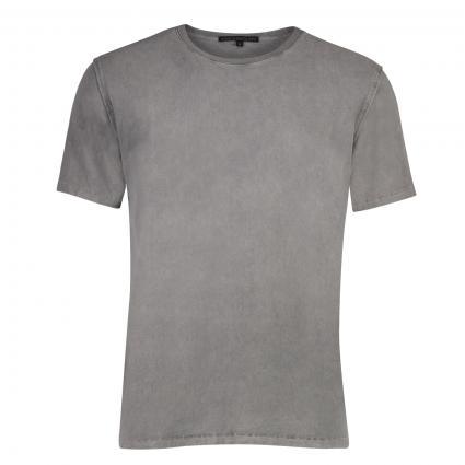 T-Shirt 'Lias' im Used-Look  grau (6500) | M