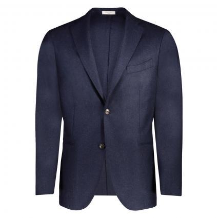 Anzug aus reiner Schurwolle  blau (780) | 50