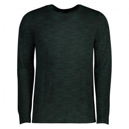 Pullover 'Clin' mit Rundhalsausschnitt grün (2200)   L