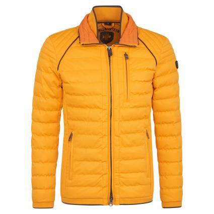 Steppjacke 'Molm' gelb (saffron)   S