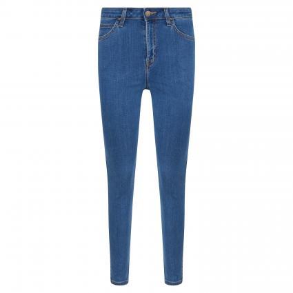Super Skinny High Waist Jeans 'IVY blau (CLEAN PLAY) | 26 | 31