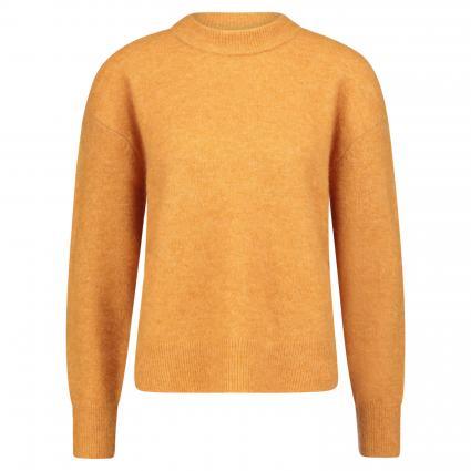 Pullover mit Rollkragen gold (INCA GOLD MEL)   XL