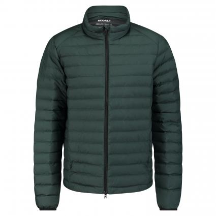 Steppjacke mit Stehkragen oliv (121 korean green) | M
