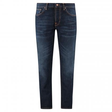 Regular-Fit Jeans 'Steady Eddie' marine (dark crush) | 32 | 30