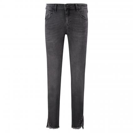 Jeans schwarz (810 BLACK DENIM) | 28