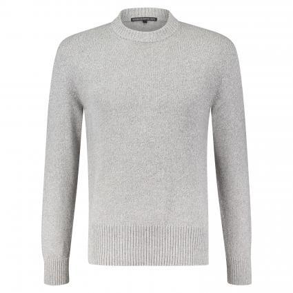 Pullover 'Vincent' aus Baumwolle grau (6300 grey) | S
