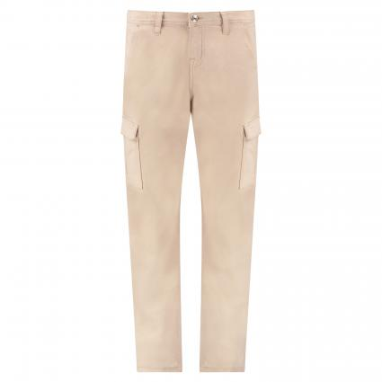 Cargohose in Chino-Optik beige (beige) | 30