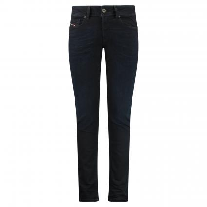 Slim-Fit Jeans 'Sleenker' marine (95X blueblack) | 29 | 32