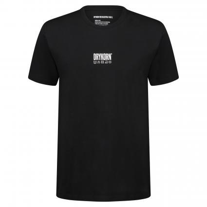 T-Shirt 'Samuel' schwarz (1000 black) | M