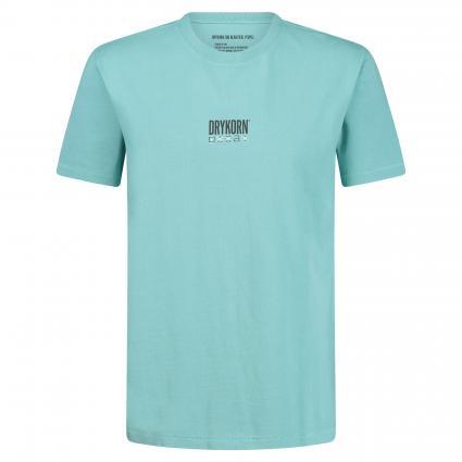 T-Shirt 'Samuel' blau (2220 aqua) | S
