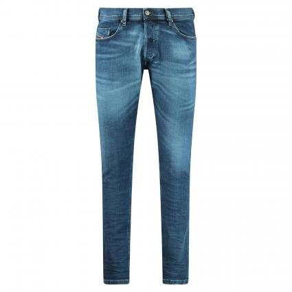 Slim-Carrot fit Jeans 'Tepphar-X' blau (95N md blue) | 30 | 32
