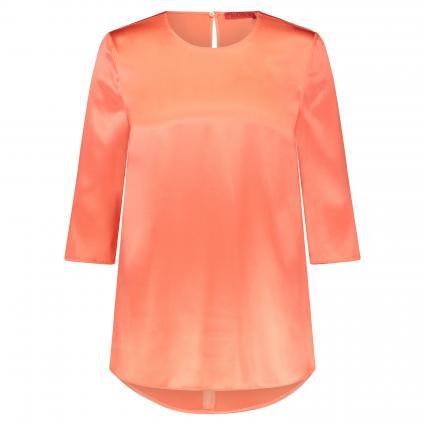 Bluse 'Depone' aus elastischer Seide orange (002) | 40