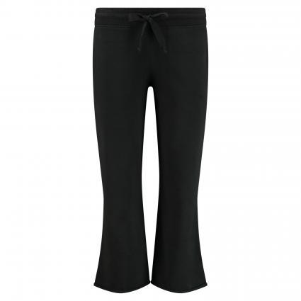 Sweathose mit elastischem Bund schwarz (110 schwarz) | S
