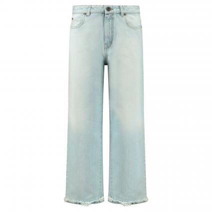 Straight-Fit Jeans 'Manuele' blau (009 denim used) | 40