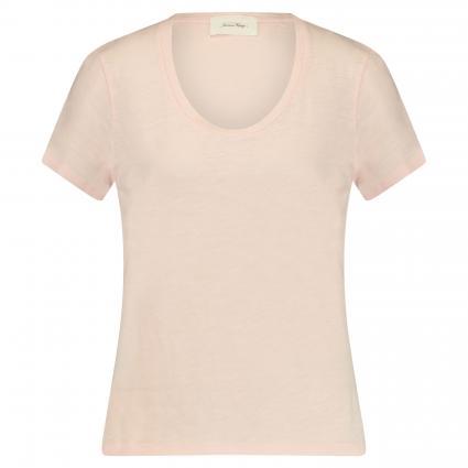 T-Shirt 'Jac' rose (EGLANTINE ) | L