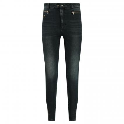 Skinny-Fit Jeans 'ALICE' schwarz (5994 DARK BLUE/BLACK) | 29