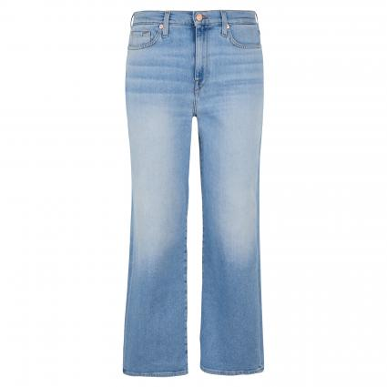Cropped Jeans 'Alexa' blau (light blue) | 26