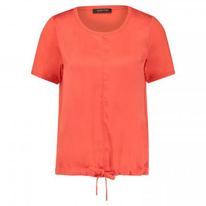 Blusenshirt mit Tunnelzug orange (20055 orangina) | 46