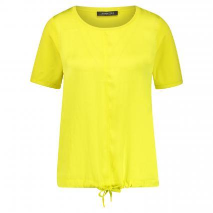 Blusenshirt mit Tunnelzug gelb (30003 sun)   38