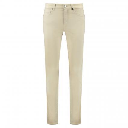 Slim-Fit Jeans beige (136 cuban sand) | 40