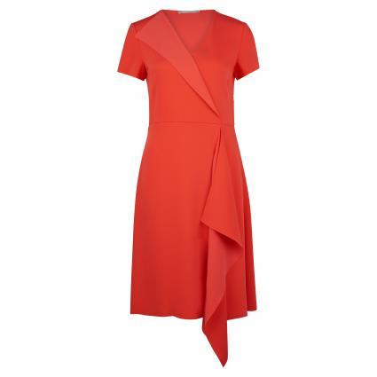 Fließendes Kleid in Wickel-Optik rot (418 cosmopolitan) | 42