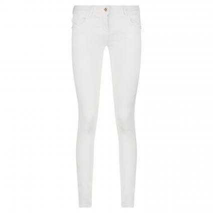 Slim-Fit Jeans weiss (W146 BIANCO) | 28