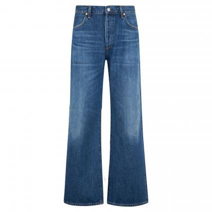 Straight Leg Jeans 'Flavie'  blau (blue rose) | 25