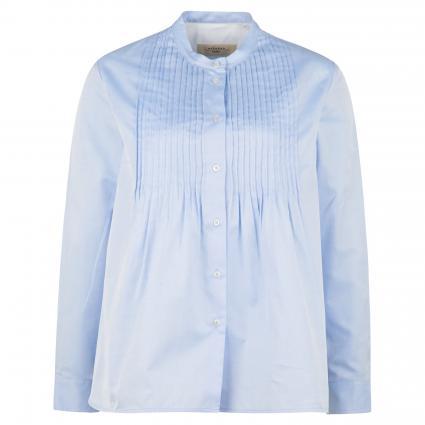 Bluse 'Teatino' mit Biesen blau (002 blau) | 36