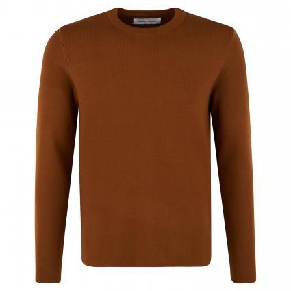 Pullover 'Gunan' braun (monk roobe) | XL