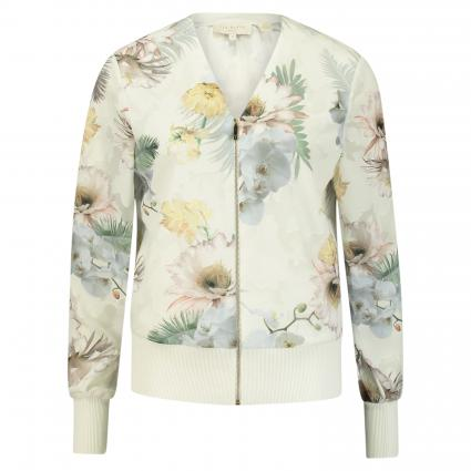 Bluse mit Blumenmuster 'Judiiey' rose (PL-PINK) | 36