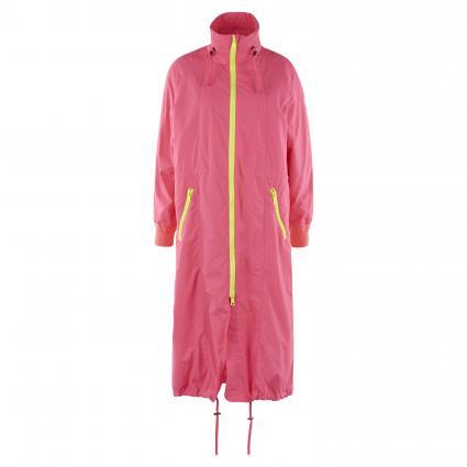Regenmantel 'Laura' mit Stehkragen pink (9600 flash pink) | L