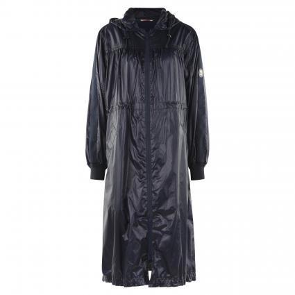 Regenmantel 'Noa' mit Kapuze  blau (4000 Navy) | S