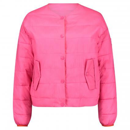 Wattierte Wendejacke pink (6020 pink/orange) | 38