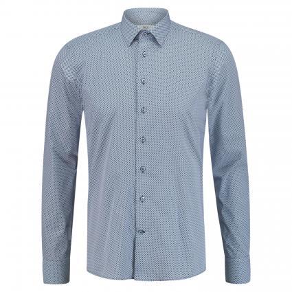Slim-Fit Hemd 'Jake' blau (550)   39