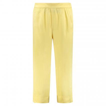 Culotte 'Jade' mit elastischem Bund gelb (GENET) | S
