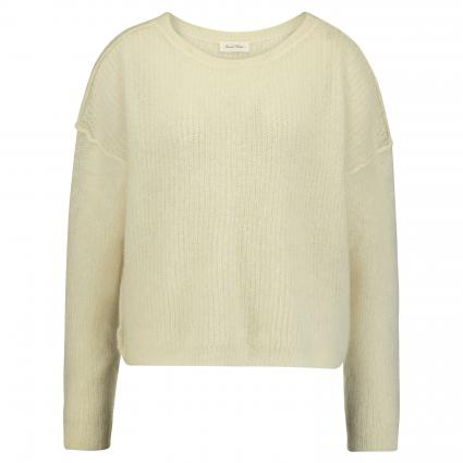 Oversized Pullover 'Zazo' ecru (NEIGE)   XS/S