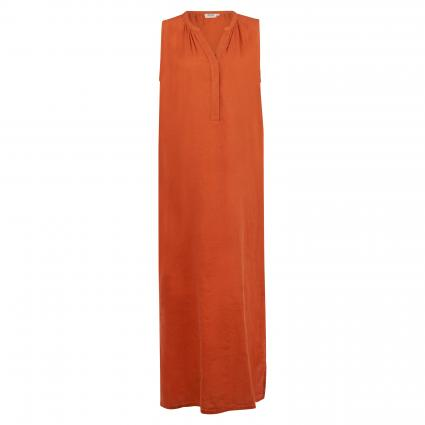 Ärmelloses Kleid 'Roma' aus Leinen orange (74 mandarine) | 38