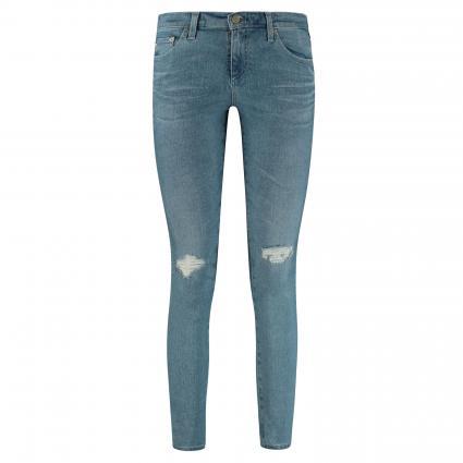 Slim-Fit Jeans 'Legging Ankle' blau (16YCPD) | 30