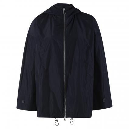Leichte-Jacke mit Kapuze marine (590590 midnight blue) | M