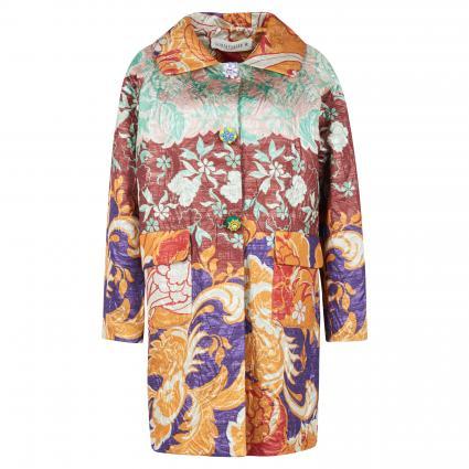 Mantel mit floralem Muster divers (5 AOP arabesc arango) | 40