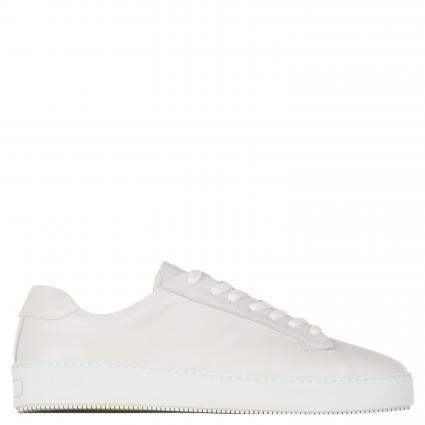 Sneaker 'Salas' aus Leder   ecru (T4Z) | 43