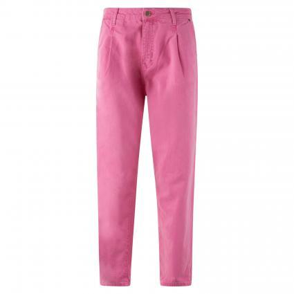 Jeans 'Vigi' mit Bundfalten pink (HARDCORE PINK HP08) | 28 | 26
