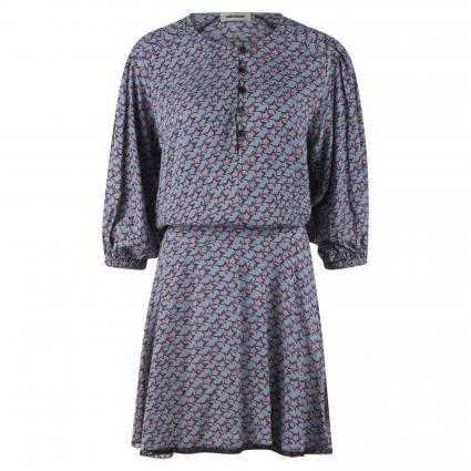 Kleid 'RASPALI PRINT' blau (HORIZON) | XS