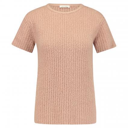 T-Shirt aus Strick rose (PRALINe) | S