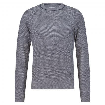 Pullover aus Cashmere marine (FX53370/C253 Navy/Grey) | L