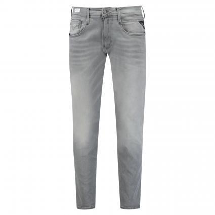 Slim-Fit Hyperflex-Jeans 'Anbass' grau (096) | 30 | 34